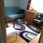 Apartament familial(a) la parter cu 1 camera pentru 2 pers. (se poate solicita pat suplimentar)