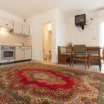 Apartman s klimatizací pro 4 os. se 2 ložnicemi s výhledem na moře A-11861-b