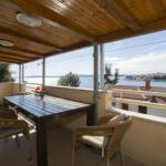 Apartament 6-osobowy z klimatyzacją z widokiem na morze z 2 pomieszczeniami sypialnianymi A-12696-c