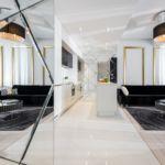 Apartament deluxe premier cu 2 camere pentru 4 pers.