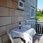 Légkondicionált erkélyes 5 fős apartman 1 hálótérrel A-12839-c