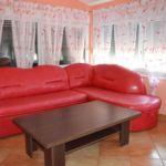 Apartament 8-osobowy z klimatyzacją z widokiem na morze z 2 pomieszczeniami sypialnianymi A-14314-d