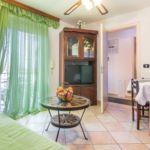 Légkondicionált teraszos 4 fős apartman 2 hálótérrel A-14384-a