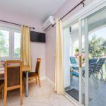 Légkondicionált teraszos 4 fős apartman 1 hálótérrel A-15000-a