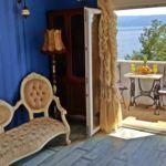 Apartman s klimatizací pro 6 os. se 2 ložnicemi s výhledem na moře A-15145-c