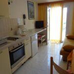 Apartament cu aer conditionat cu terasa cu 1 camera pentru 3 pers. A-14493-a