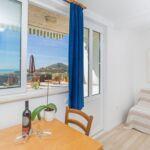 Apartman s klimatizací pro 2 os. s 1 ložnicí s výhledem na moře A-15380-a