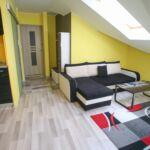 Apartament deluxe cu bucatarie proprie cu 2 camere pentru 4 pers.