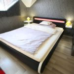 Apartament deluxe cu bucatarie proprie cu 1 camera pentru 4 pers.