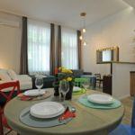 Apartament premium design cu 2 camere pentru 4 pers.