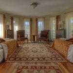 Emeleti Romantik kétágyas szoba (pótágyazható)