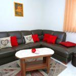 Apartament cu aer conditionat cu vedere spre mare cu 2 camere pentru 5 pers. A-15535-a