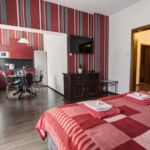Upstairs 2-Room Family Apartment for 5 Persons