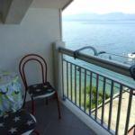 Apartament cu aer conditionat cu vedere spre mare cu 1 camera pentru 5 pers. A-15714-e