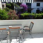 Apartament cu aer conditionat cu balcon cu 1 camera pentru 3 pers. AS-15714-d