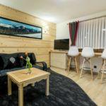 Family Apartman pro 4 os. se 2 ložnicemi s výhledem na hory