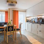 Apartament 5-osobowy Standard Plus Przyjazny podróżom rodzinnym z 2 pomieszczeniami sypialnianymi