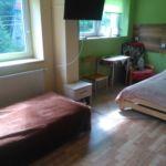 Apartament 3-osobowy z aneksem kuchennym z 1 pomieszczeniem sypialnianym
