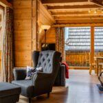 Apartman s balkónem pro 6 os. se 3 ložnicemi s výhledem na hory
