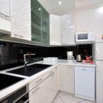 Apartman s klimatizací pro 6 os. se 2 ložnicemi v přízemí