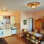 Teraszos Romantik 3 fős apartman 1 hálótérrel (pótágyazható)