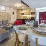 Tourist Apartman pro 4 os. se 2 ložnicemi na poschodí (s možností přistýlky)