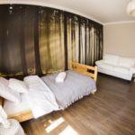Emeleti saját konyhával 6 fős apartman 2 hálótérrel