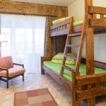 Apartman pro 4 os. s 1 ložnicí