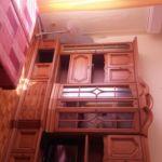Apartament cu aer conditionat cu vedere spre parc cu 2 camere pentru 4 pers.