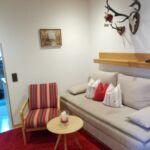 2-Zimmer-Apartment für 3 Personen Obergeschoss mit Aussicht auf die Berge