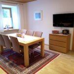 3-Zimmer-Apartment für 6 Personen Obergeschoss mit Aussicht auf die Berge