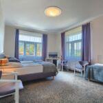Familie 2-Zimmer-Apartment für 5 Personen mit Aussicht auf die Berge