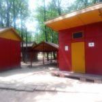 Erdőre néző 4 fős faház
