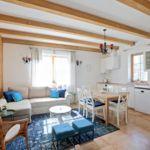 Apartament confort familial(a) cu 3 camere pentru 6 pers.