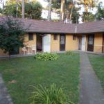 Kertre néző 2 fős bungalow