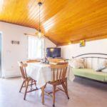Apartament cu aer conditionat cu vedere spre mare cu 2 camere pentru 5 pers. A-15655-a