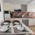 Légkondicionált teraszos 4 fős apartman 2 hálótérrel A-15757-a