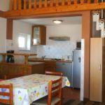 Apartament cu aer conditionat cu vedere spre mare cu 2 camere pentru 5 pers. A-15823-b