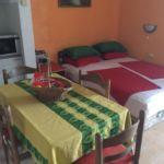 Apartman s klimatizací pro 3 os. s 1 ložnicí s výhledem na moře AS-15848-a
