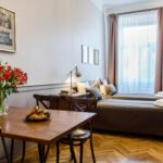 Upstairs 1-Room Air Conditioned Apartment for 3 Persons