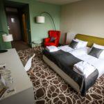 Superior Pokoj s manželskou postelí na poschodí