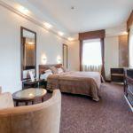 Rezydencja pokój 2-osobowy Exclusive z 1 pomieszczeniem sypialnianym