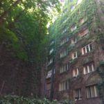 Двухкомнатный 4-местный апартамент с видом на двор с ванной