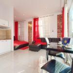 Pokój 6-osobowy na piętrze Deluxe