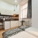Twin Room ensuite with Kitchenette