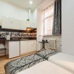 Pokój 2-osobowy z łazienką z aneksem kuchennym
