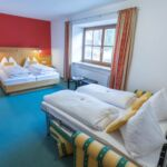 Family Double Room ensuite