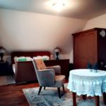 Apartament 4-osobowy na piętrze Superior z 1 pomieszczeniem sypialnianym (możliwa dostawka)
