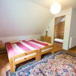 Soba sa francuskim krevetom (za 2 osoba(e))