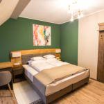 Standard Queen franciaágyas szoba